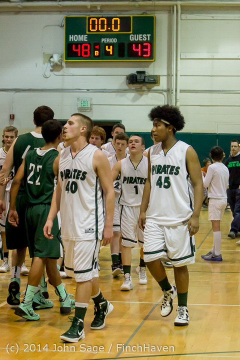 23197 Boys Varsity Basketball v CWA 01172014