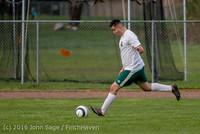 19496 Boys Soccer v Eatonville 031516