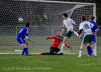 19871 Boys Soccer v Eatonville 031516