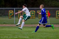 19909 Boys Soccer v Eatonville 031516