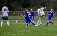 20014 Boys Soccer v Eatonville 031516