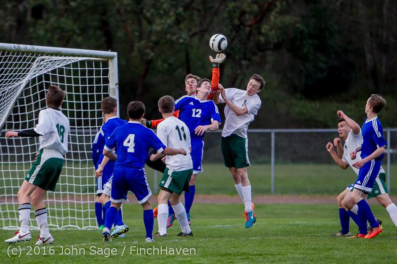 20064 Boys Soccer v Eatonville 031516
