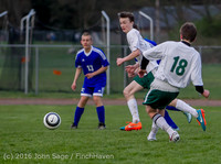 20100 Boys Soccer v Eatonville 031516
