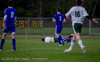 20124 Boys Soccer v Eatonville 031516