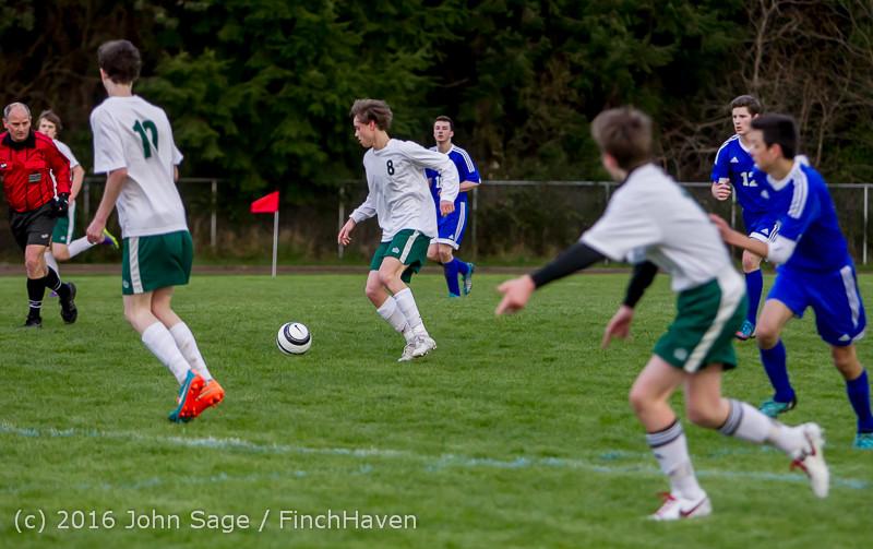 20166 Boys Soccer v Eatonville 031516