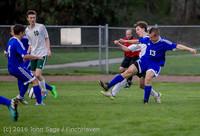 20201 Boys Soccer v Eatonville 031516