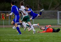 20212 Boys Soccer v Eatonville 031516