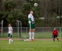 20332 Boys Soccer v Eatonville 031516