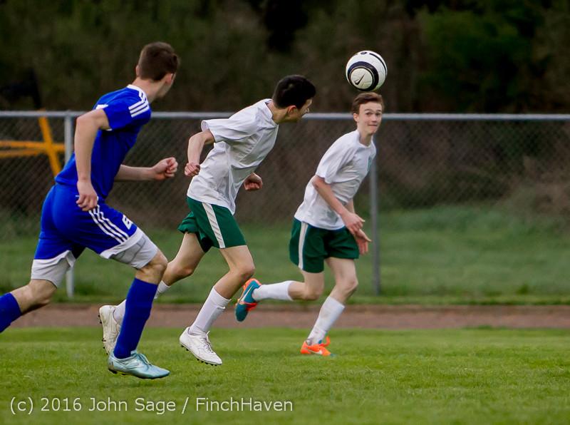 20380 Boys Soccer v Eatonville 031516