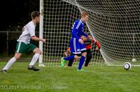 20398 Boys Soccer v Eatonville 031516