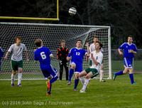 20662 Boys Soccer v Eatonville 031516