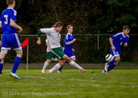 20674 Boys Soccer v Eatonville 031516
