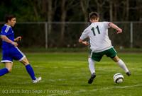 20722 Boys Soccer v Eatonville 031516