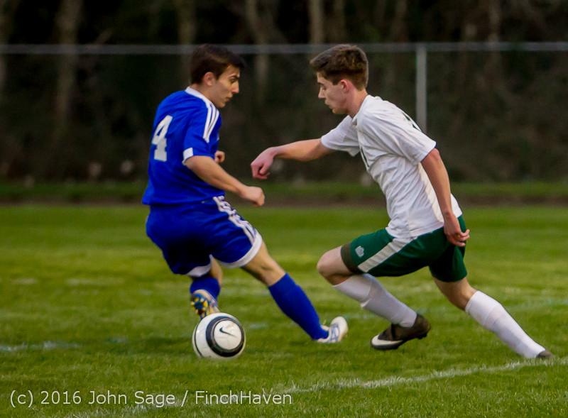 20727 Boys Soccer v Eatonville 031516