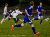 20776 Boys Soccer v Eatonville 031516