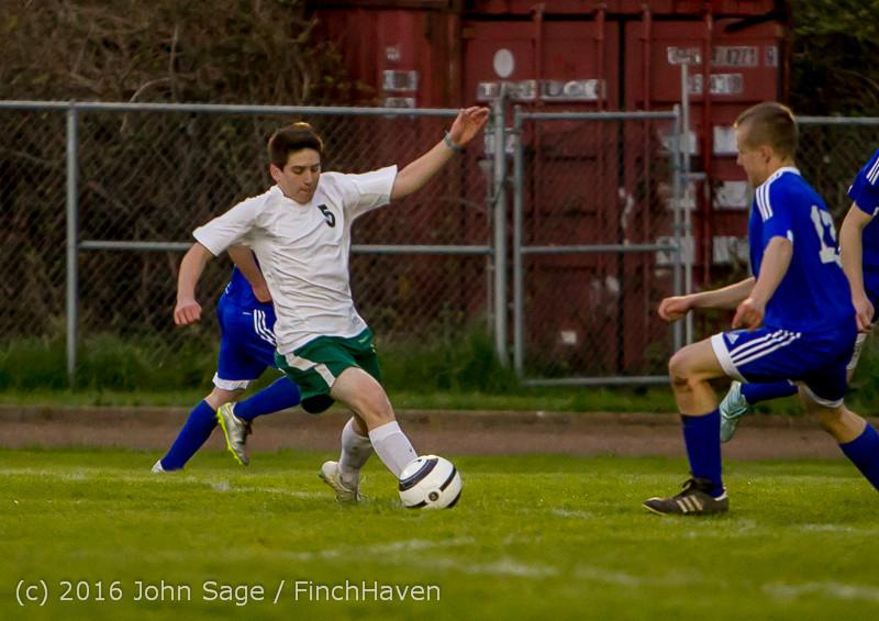 20892 Boys Soccer v Eatonville 031516