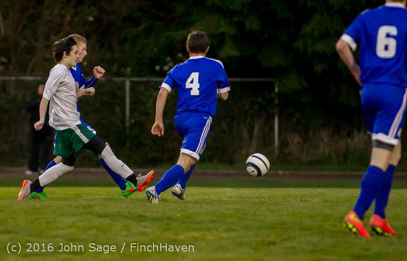 20958 Boys Soccer v Eatonville 031516