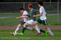19360 Boys Varsity Soccer v CWA 032415