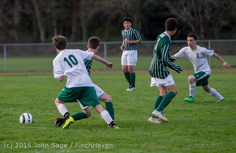 19454 Boys Varsity Soccer v CWA 032415