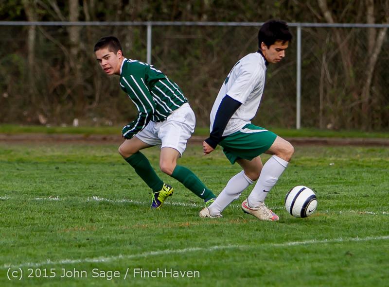 19517 Boys Varsity Soccer v CWA 032415