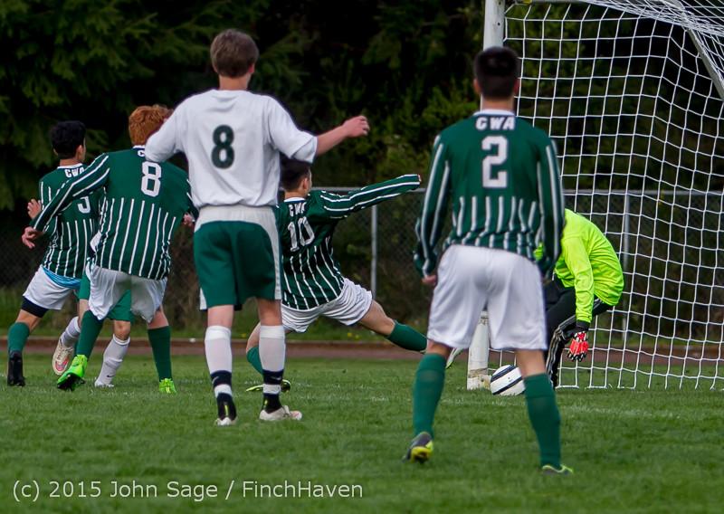 19634 Boys Varsity Soccer v CWA 032415