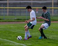 19700 Boys Varsity Soccer v CWA 032415