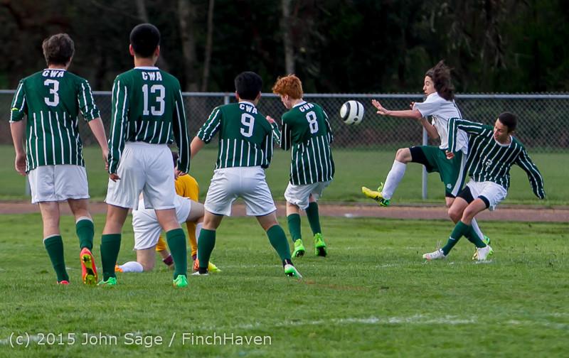 19855 Boys Varsity Soccer v CWA 032415