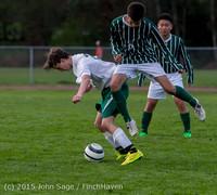 20003 Boys Varsity Soccer v CWA 032415