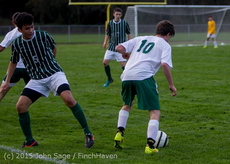 20050 Boys Varsity Soccer v CWA 032415