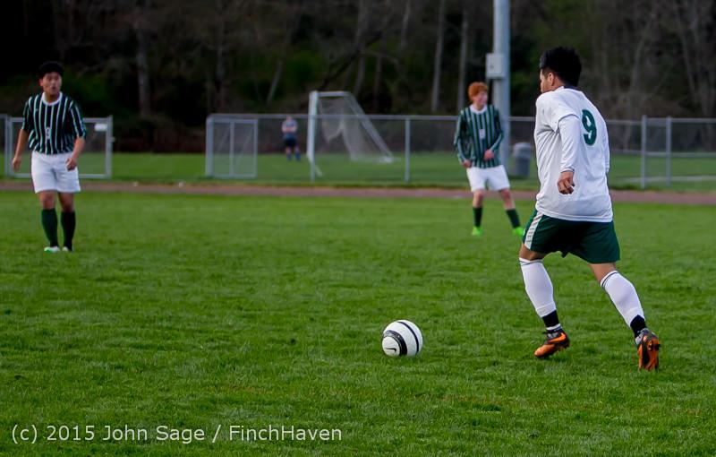 20076 Boys Varsity Soccer v CWA 032415