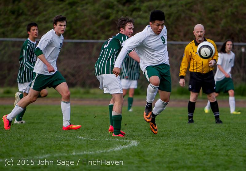 20090 Boys Varsity Soccer v CWA 032415