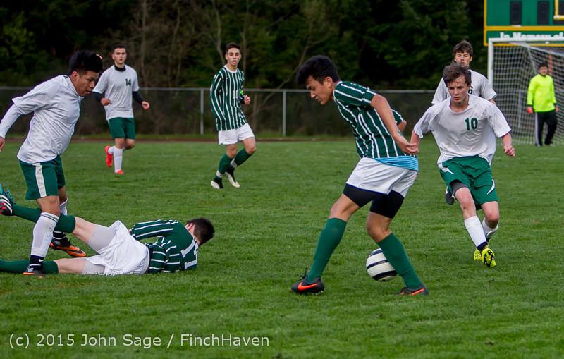 20099 Boys Varsity Soccer v CWA 032415