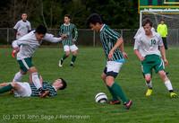 20102 Boys Varsity Soccer v CWA 032415