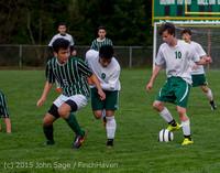 20105 Boys Varsity Soccer v CWA 032415