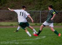 20135 Boys Varsity Soccer v CWA 032415