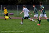 20158 Boys Varsity Soccer v CWA 032415