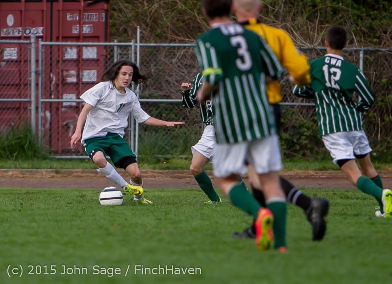 20209 Boys Varsity Soccer v CWA 032415