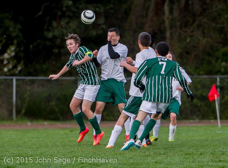 20292 Boys Varsity Soccer v CWA 032415