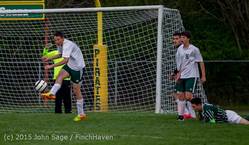 20305 Boys Varsity Soccer v CWA 032415