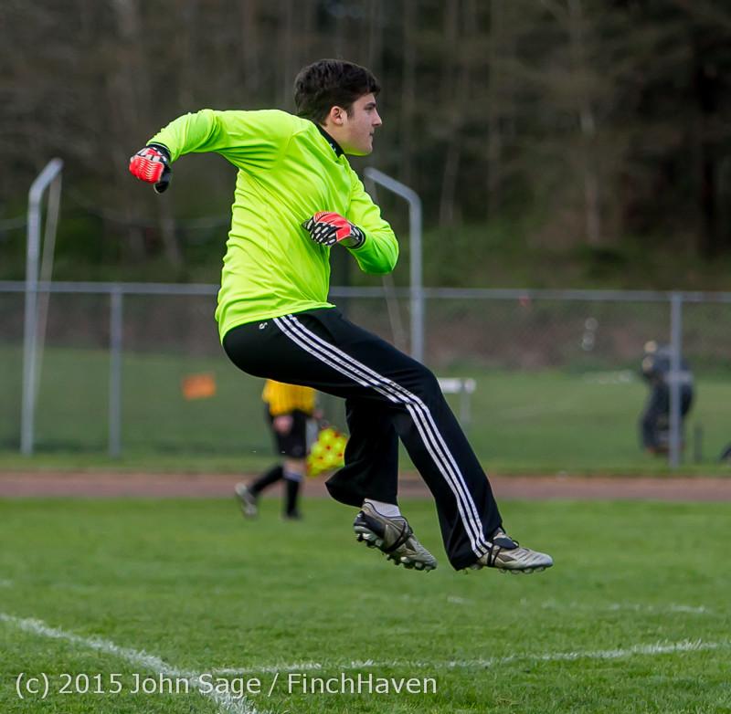 20391 Boys Varsity Soccer v CWA 032415