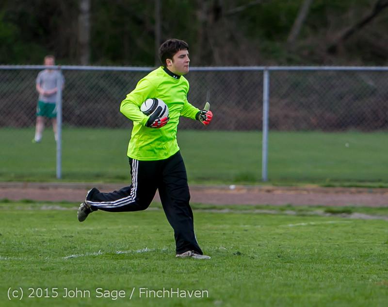 20518 Boys Varsity Soccer v CWA 032415