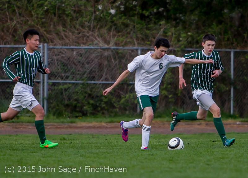 20617 Boys Varsity Soccer v CWA 032415