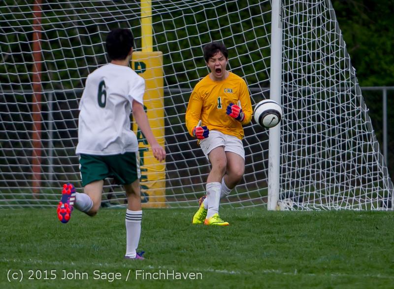 20652 Boys Varsity Soccer v CWA 032415