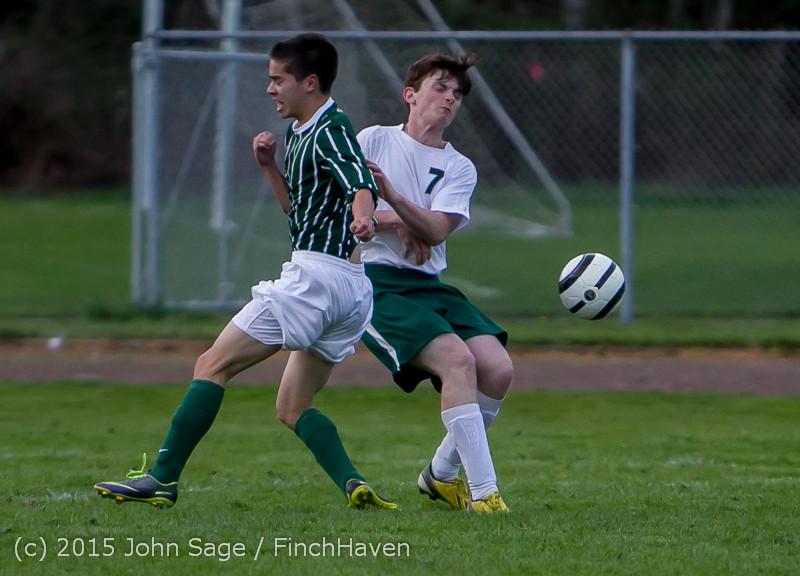 20674 Boys Varsity Soccer v CWA 032415