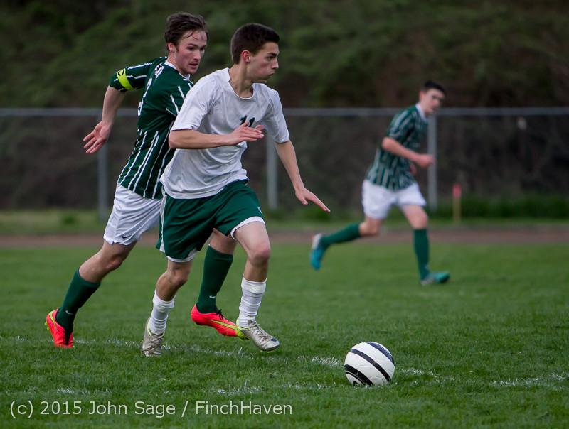 20751 Boys Varsity Soccer v CWA 032415