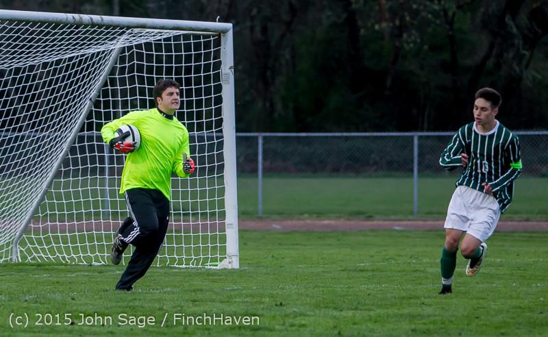 21042 Boys Varsity Soccer v CWA 032415