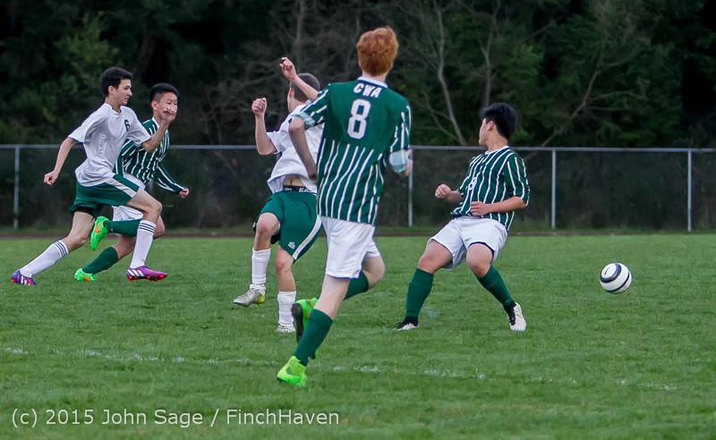 21191 Boys Varsity Soccer v CWA 032415