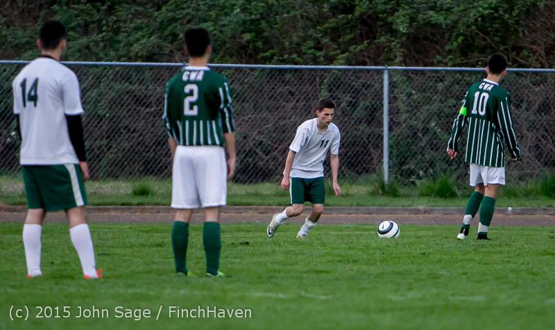 21274 Boys Varsity Soccer v CWA 032415