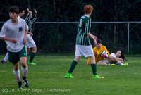 21786 Boys Varsity Soccer v CWA 032415