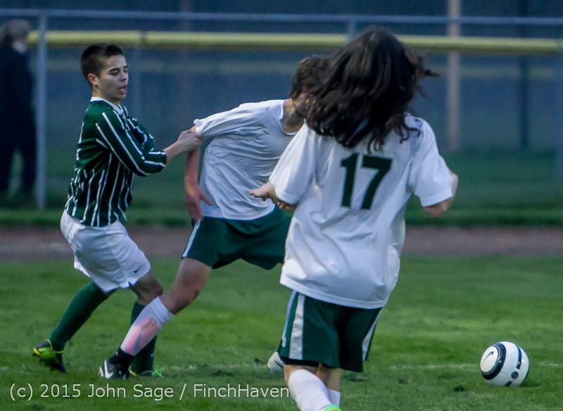 21867 Boys Varsity Soccer v CWA 032415